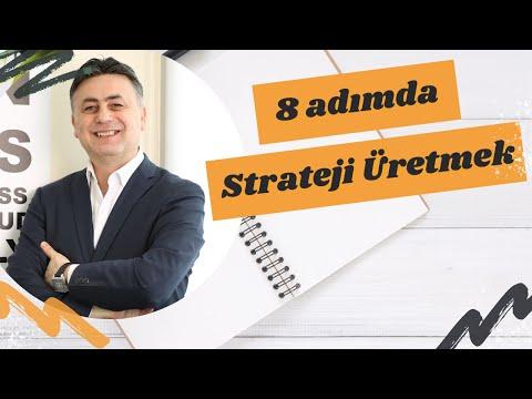 8 adımda strateji üretmek - Devrim Ersöz