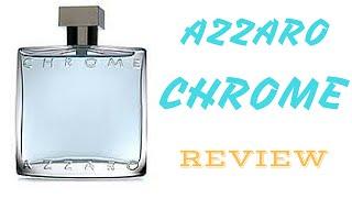 Azzaro Chrome Review