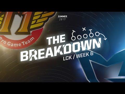 The Breakdown with Zirene: How SSG beat SKT (LCK Summer Week 6)
