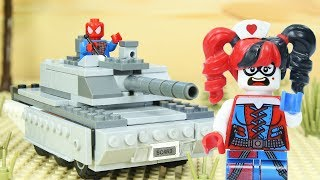 How to building a Lego Tank | Brick Creation 🔴45