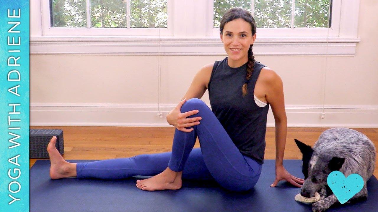 Yoga For Beginners The Basics Yoga With Adriene Youtube