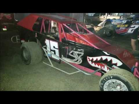 Team Crazy Train and Miss Guided 2016 My Vintage Dirt Modified