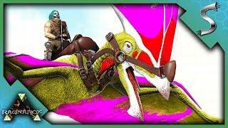 TAPEJARA'S ARE CREEPY! TAPEJARA BREEDING & MUTATIONS! - Ark: Survival Evolved [Cluster E81]
