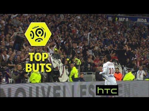Top buts 38ème journée - Ligue 1 / 2016-17