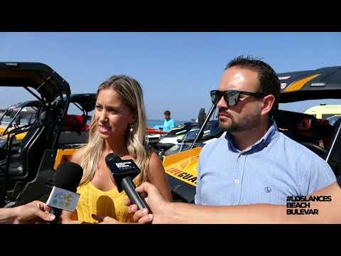 El dispositivo de salvamento en playas incrementa los medios técnicos