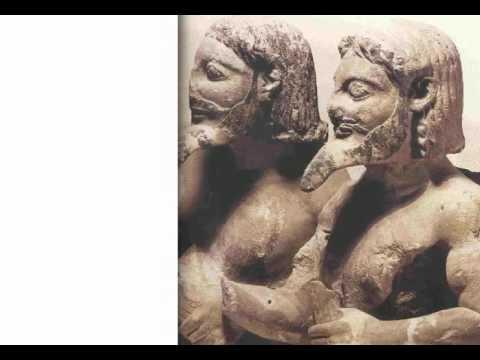 MUSIC OF ANCIENT GREECE Atrium musicae de Madrid - Anakrousis. Orestes stasimo (1979)