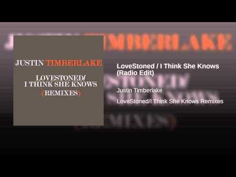 LoveStoned / I Think She Knows (Radio Edit)