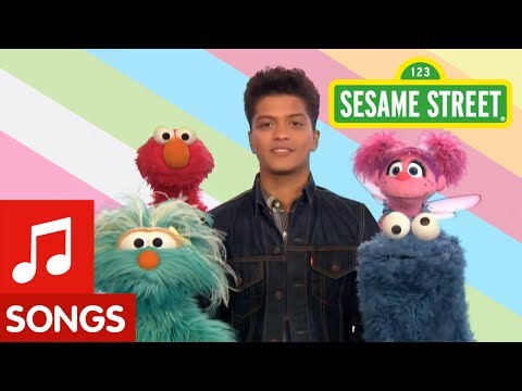 Elmo's celebrities songs