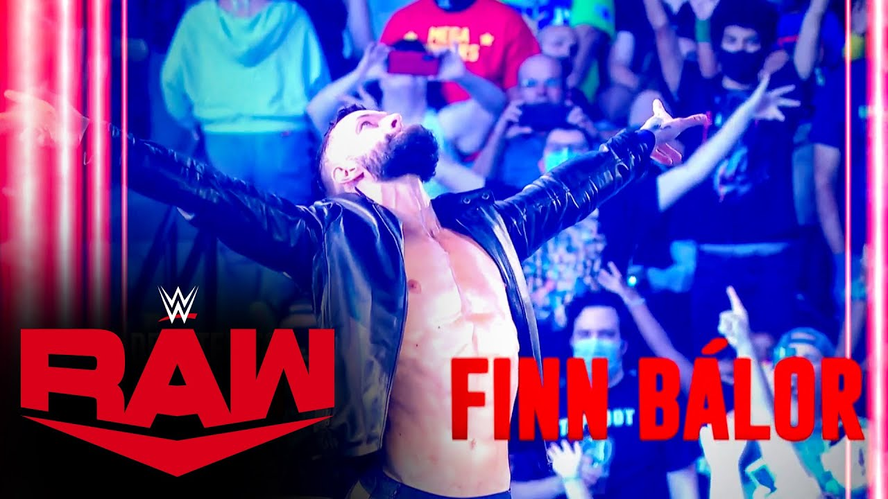 Finn Bálor and The Street Profits head to Monday nights: Raw, Oct. 4, 2021