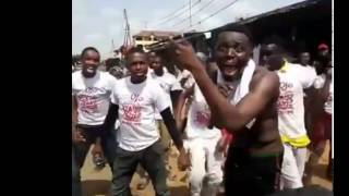 Akpororo Street Madness and Crazy Wedding Dance.