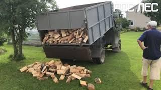 видео Заказать колотые дрова с доставкой Москва и Московская область