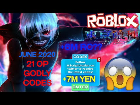 June 2020 All Secret 21 Op Godly Ro Ghoul Codes Ro Ghoul