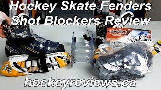 Skate Fenders Professional Hockey Skate Blockers Review