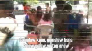 galaw galaw sa tag araw - abs cbn summer station id 2009 w/lyrics (hinulugan taktak falls antipolo)