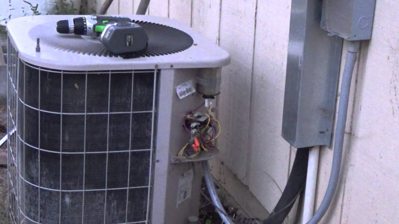 How To Repair Your Home Air Conditioner