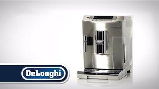 De'Longhi PrimaDonna S De Luxe Coffee Machine - ECAM 26.455