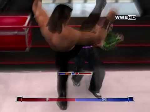 WWE Raw Ultimate Impact (PC) - Jeff Hardy...