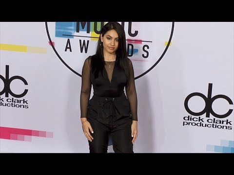 Alessia Cara 2017 American Music Awards Red Carpet