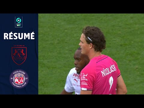 Amiens Toulouse Goals And Highlights