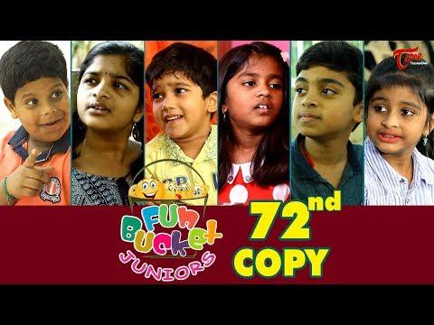 Fun Bucket JUNIORS  Episode 72  Kids Funny s  Comedy Web Series   Sai Teja  TeluguOne