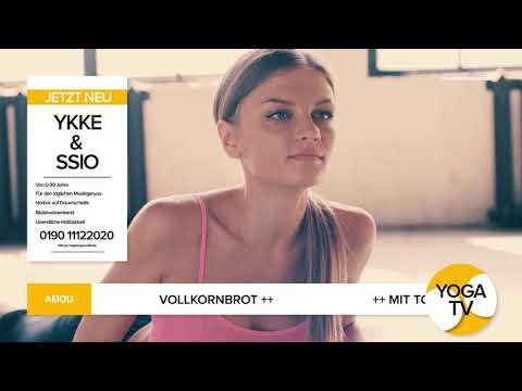 YUNG KAFA & KÜCÜK EFENDI mit SSIO - YOGA (Official Video)
