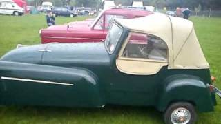 Malvern Microcar / bubblecar meeting 2010