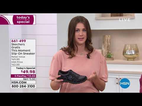 HSN | Skechers Footwear 09.12.2019 - 11 AM thumbnail