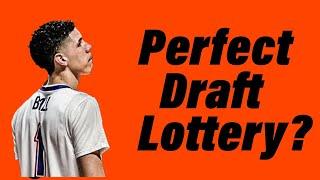 The Perfect 2020 NBA Draft Lottery