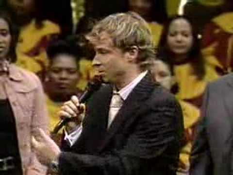 "Brian Littrell - ""Praise the Lord"" Interview"