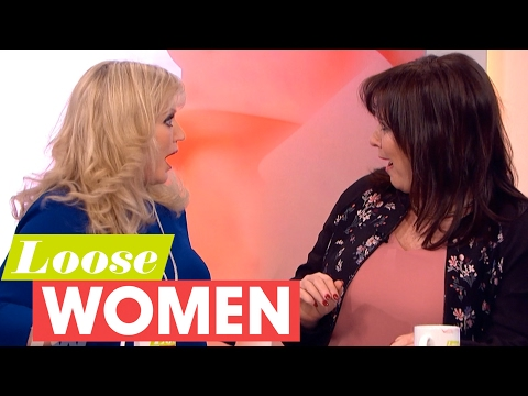 Linda Nolan Reveals Her Post-Surgery Face to a Stunned Coleen   Loose Women