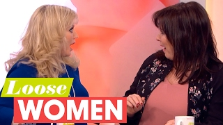 Linda Nolan Reveals Her Post-Surgery Face to a Stunned Coleen | Loose Women