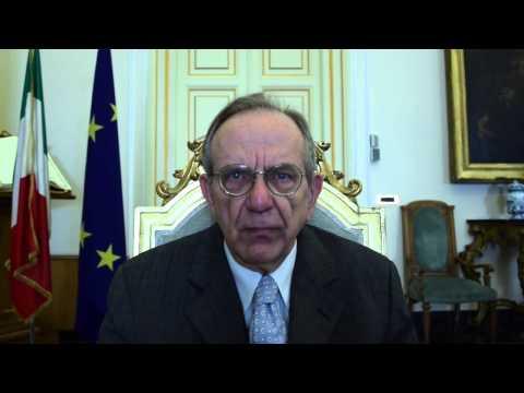 Keynote Speech by Mr. Pier Carlo Padoan,  Italian Finance Minister