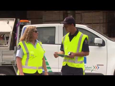 Biosecurity at Port of Tauranga