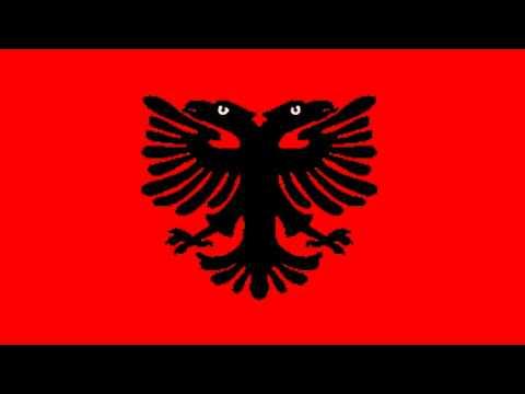 Enseña Naval de Albania (1920-28) - Naval Ensign of Albania (1920-28)