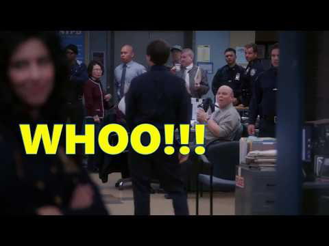 Jake calling your mothers - Brooklyn Nine Nine (subbed)