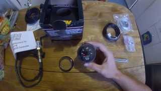 AEM air/fuel ratio guage (What's in box?)