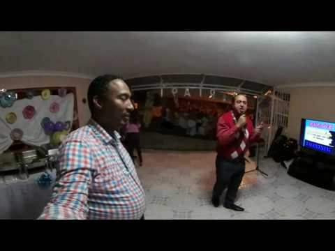 MOLINA AND JUSTINO ENTERTAINMENT KARAOKE CANTANTE TENOR VIDEO DRONE 3D 4K 360 ELSUPREMO3D4K