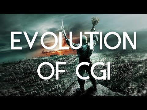 Evolution Of CGI In The Movies