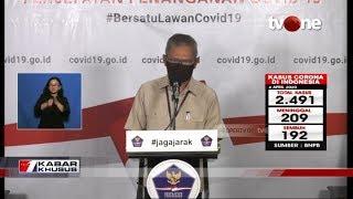Gambar cover Update Covid-19: 2.491 Kasus, 209 Meninggal Dunia & 192 Sembuh  | tvOne