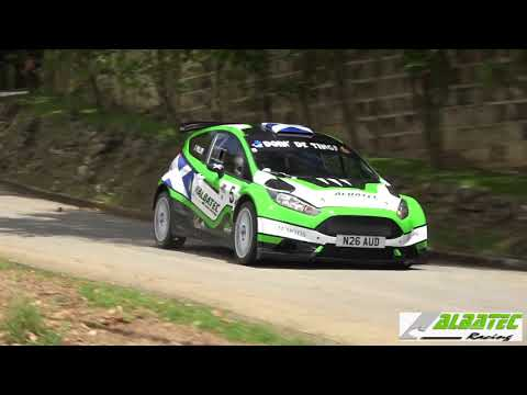 Albatec Racing and Carter's Pit Stop Rally 2018