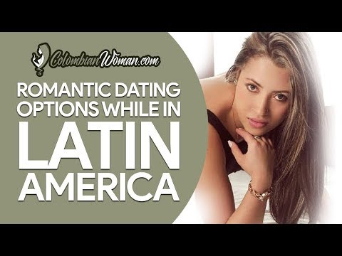dating a colombian woman