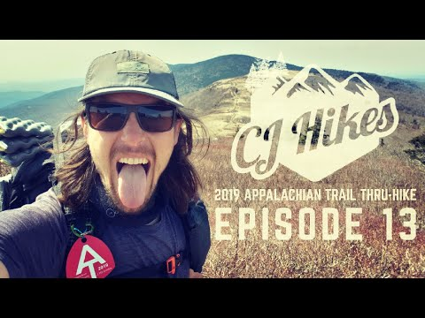 Appalachian Trail 2019 thru-hike EPISODE 13