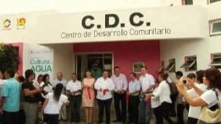 10OCT12 ESPACIO DE CULTURA DEL AGUA EN EL HABITAT 2