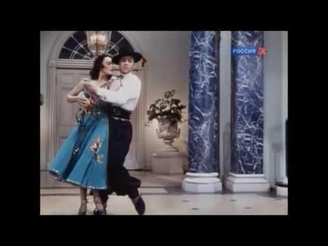 Anthony Dexter dances like Rudolph Valentino