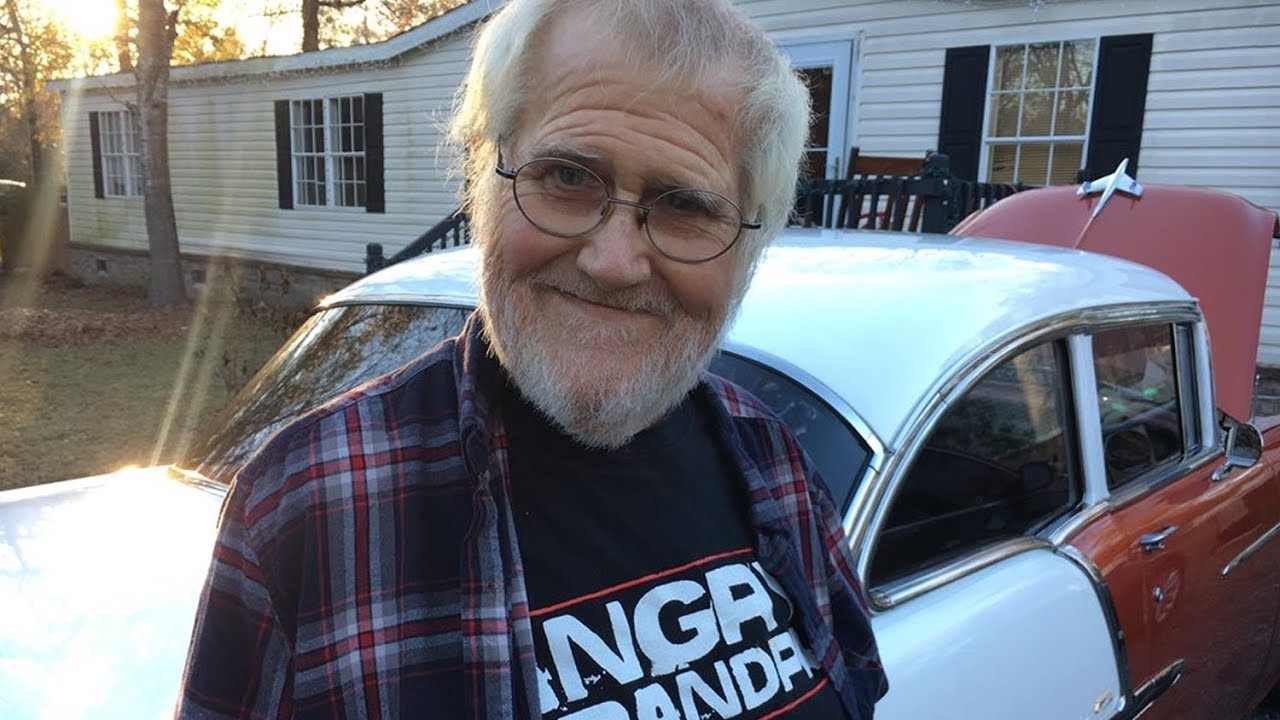 Angry Grandpa Tribute Video Youtube
