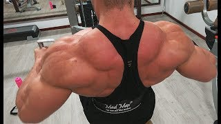 ULTIMATE BACK THICKNESS WORKOUT - Classic Bodybuilding