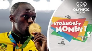 How much is a n Olympic Gold Medal worth? | Strangest Moments