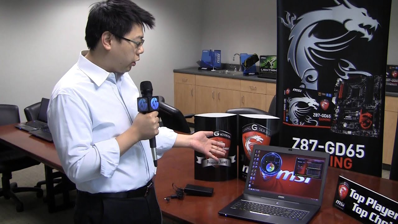 MSI GS70 Slim Gaming Laptop Specs, Hands-On, & Impressions