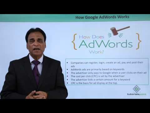 Digital Marketing - Google AdWords