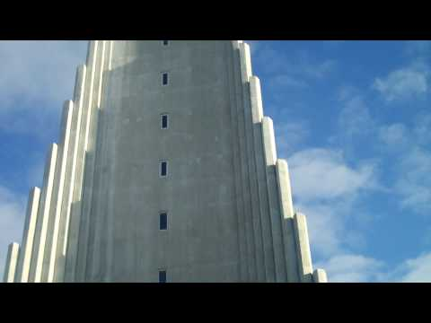 Church of Hallgrimur, Reykjavik, Iceland
